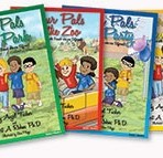 The Four Pals Mini-Series of 4 Books